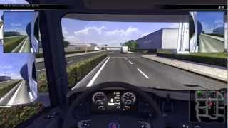 Scania Truck Driving Simulator: Short City Mission
