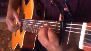 Baazigar Theme on Guitar