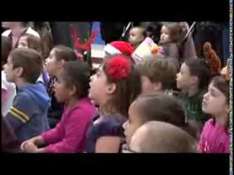 Brookview School Annual Winter Sing Along - December 20 2012