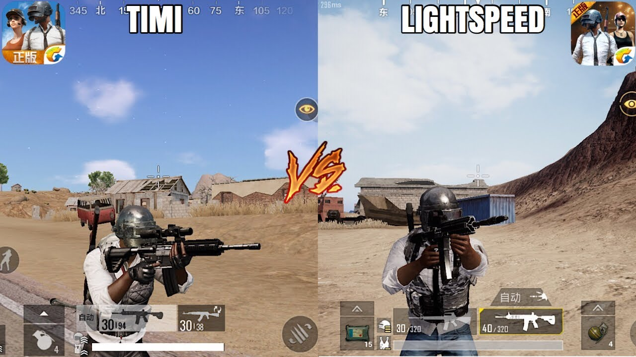 Lightspeed Vs Timi Studio Ultra Graphics