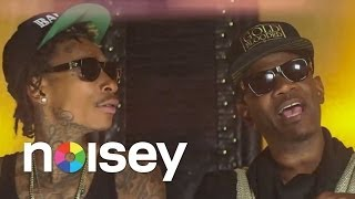 "Tuki Carter ft. Wiz Khalifa - ""She Said"" (Official Video)"
