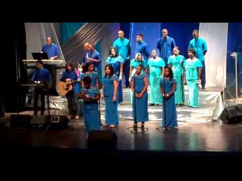 Francis Reneau Presents Mass in Blues in Belize 2013
