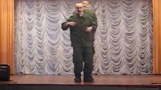 Улётный танец военных!