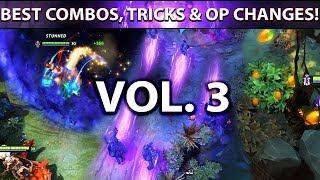 MOST OP, BROKEN & IMBA COMBOS & BUGS, BEST TRICKS & TIPS 7.23 PATCH Dota 2 (Vol. 03)