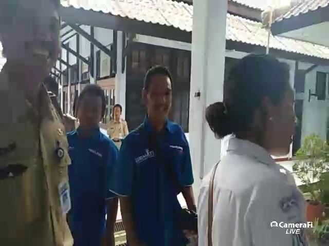 kunjungan Studi banding dari kecamatan kedungwuni part 1