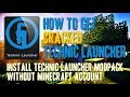How to get Cracked Technic Launcher - download install Technic Launcher without Minecraft account