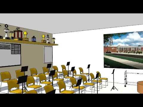 Crossroads College Preparatory School Green Building Addition #2