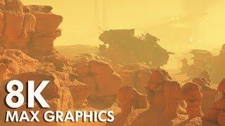 Geonosis 8K Real Life Graphics | Star Wars Battlefront II