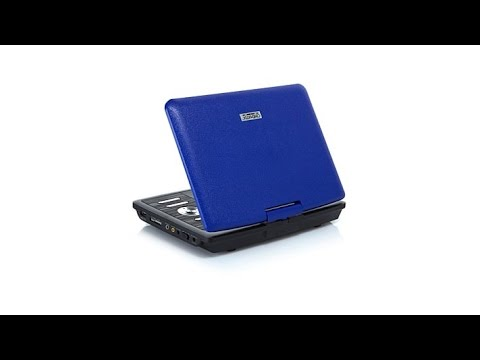 Cinematix Portable DVD Player