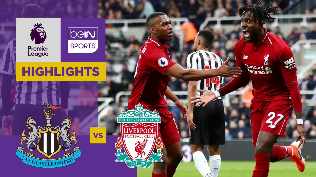 Newcastle United vs Liverpool - Highlights