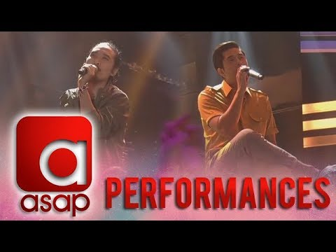 ASAP: Paulo Avelino and Pepe Herrera jam with ASAP Jambayan