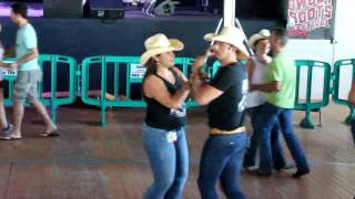 Two Step (3) - Cowboy Boots Festival