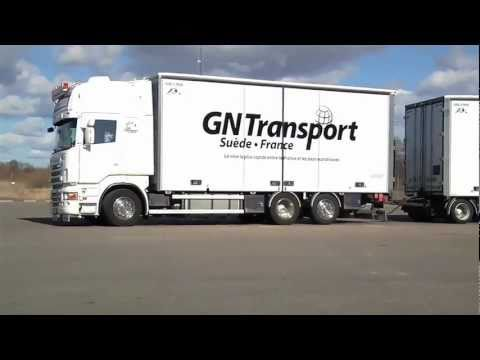 GN Transport - une solution alternative, respectueuse de l'environment