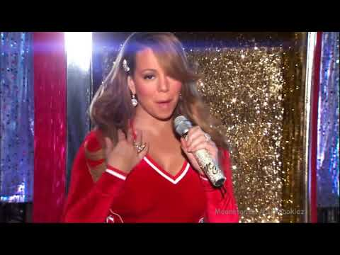 Mariah Carey ''All I Want For Christmas Is You'' (NBA Commercial 2009) HD