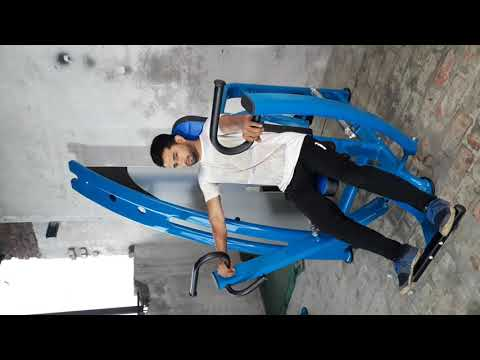 High Quality Commercial Fitness Equipment Manufacturer (part 1)