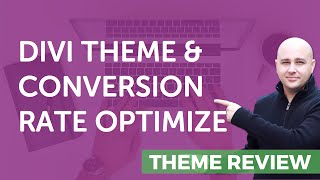 Divi Theme Review - Perfect Conversion Rate Optimization WordPress Theme
