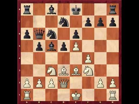 Chess lecture: GM Rasmussen - GM Sumets