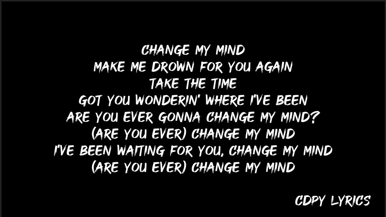 Céline Dion - Change My Mind ft LP(Lyrics) - YouTube