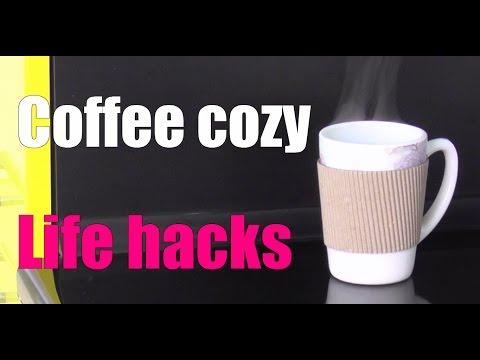 5 Coffee cozy life hacks or tricks