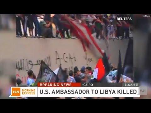 U.S. Marines to reinforce consulate in Libya
