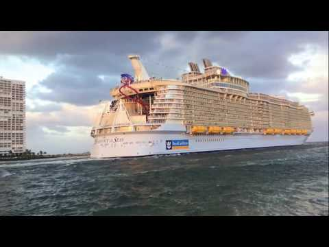 Harmony of the Seas - Port Everglades, Florida - November 5, 2016
