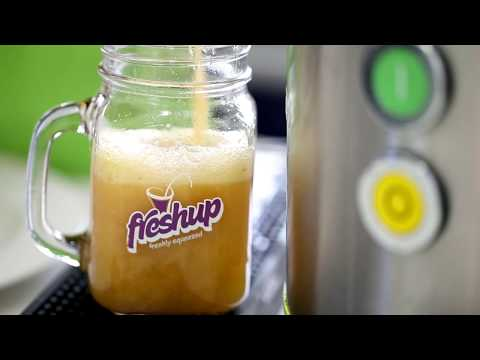 Swiss Tech Company - Freshup Juices (Freshly Squeezed)