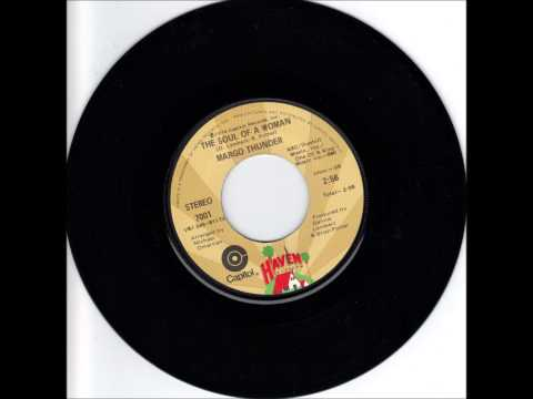 MARGO THUNDER - SOUL OF A WOMAN