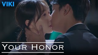Your Honor - EP22 | Yoon Shi Yoon Kisses Lee Yoo Young [Eng Sub]