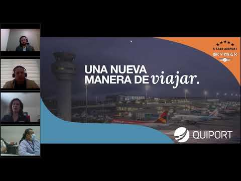 Mesa redonda de aeropuertos latinoamericanos