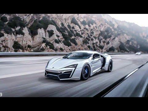 W Motors | Lykan HyperSport | Alone | Alan Walker | Official Video | Hyper Records Presents |