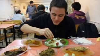 Bengali Food - Incredible Seafood Feast at Bhojohori Manna in Kolkata, India