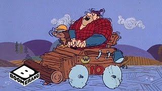 Wacky Races | Parts to Spare | Boomerang