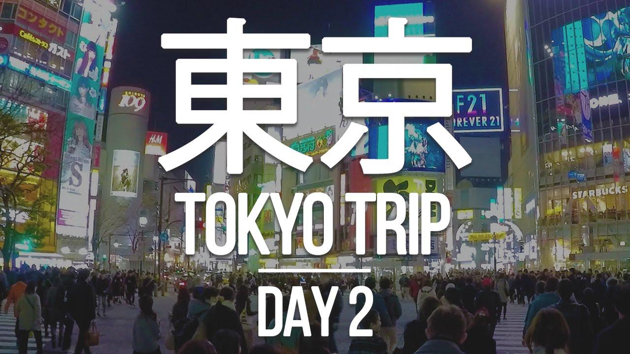 936f3a81ebc6 TOKYO TRIP 🇯🇵 - Day 2 - Shinjuku