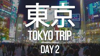 TOKYO TRIP - Day 2 - Shinjuku, Meiji Shrine, Harajuku, and the most amazing Okonomiyaki in Shibuya