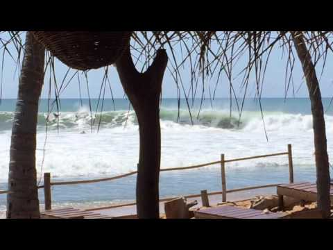Arugam Bay Surf Report from Upali Beach Cafe - June 2015