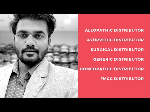 Pharma Distributor In Brief -Career In Pharmacy (Part 2)/ AMIT MANE