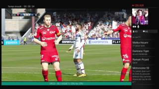 Video Gol Pertandingan Dijon FCO vs Olympique Lyonnais