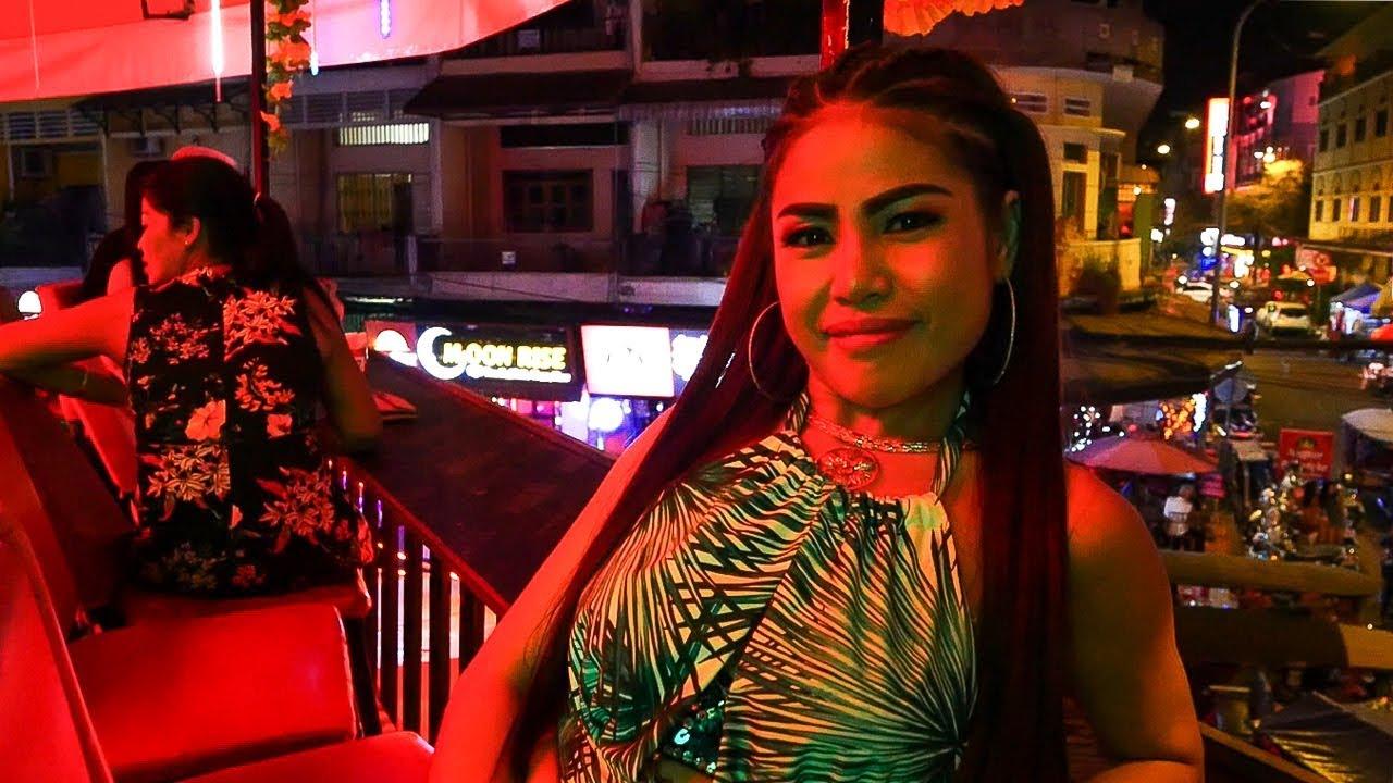Prostitutes in Phnom Penh