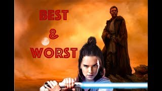 The In-Vested Podcast #4 (Obi Wan Film. The Last Jedi. Best And Worst of the Summer)