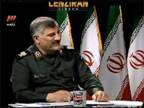 Deputy and Commander of Revolutionary Guard contracting firm talk about Hassan Rohani support