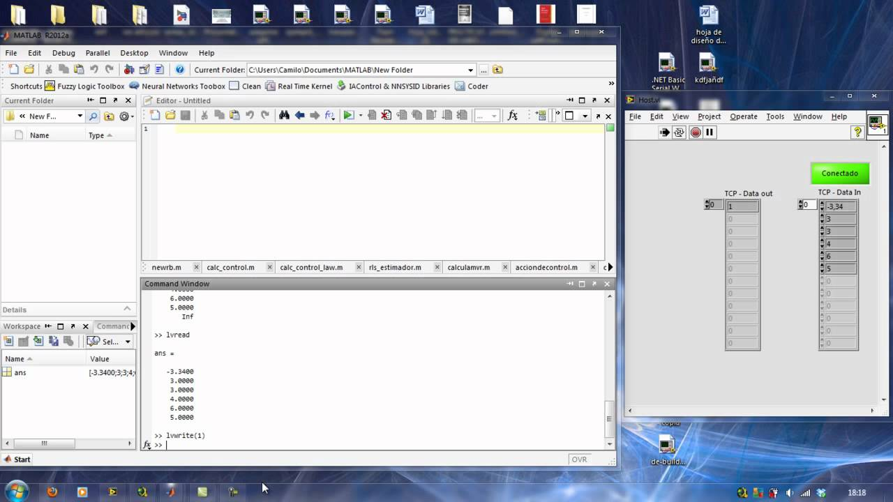 LabVIEW-MATLAB Interface [Official] - File Exchange - MATLAB