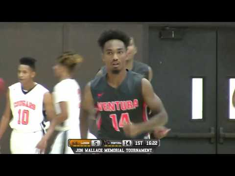 Lassen vs Ventura College Men's Basketball LIVE 11/10/17