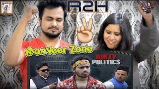 DIRTY POLITICS Part 2 || Round2Hell - R2H || Indian Reaction