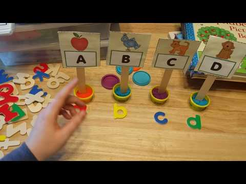 6 Ways to Teach Alphabet Letters & Sounds