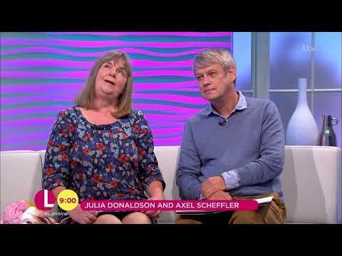 Lorraine Talks to Children's Author Julia Donaldson   Lorraine