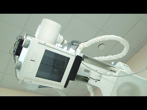 В горбольнице появился современный рентген