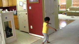 sahi dancing to andela ravamidi