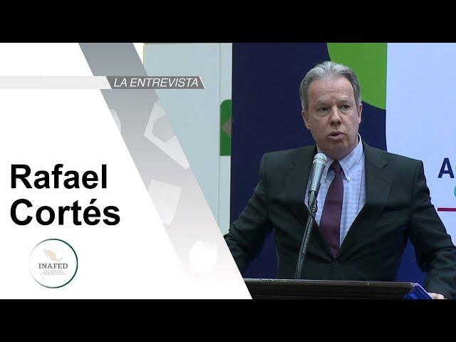 La Entrevista: Rafael Cortés, Coordinador del INAFED