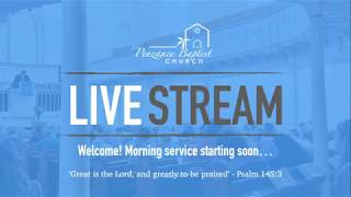 PBC Morning Service - Live Stream - 5th July