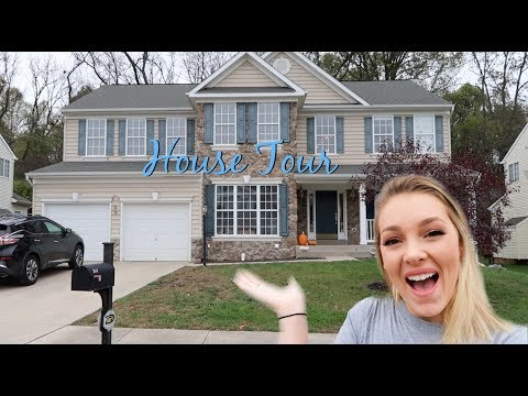HOUSE TOUR!!!! | We bought our FIRST house
